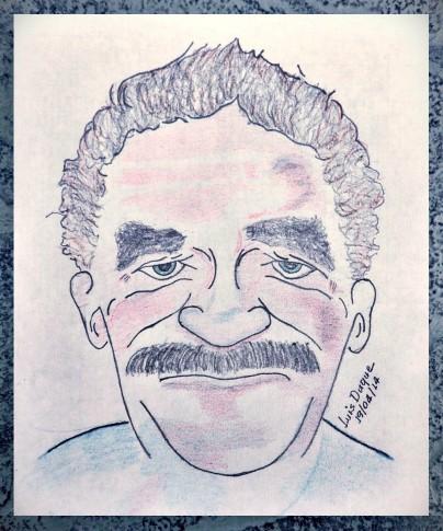 Gabriel García Márquez (Luis Duque)